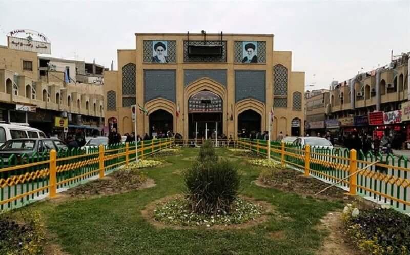 'گردشگری مشهد