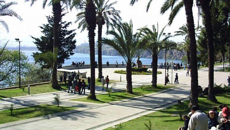 پارک کارالی اوغلو آنتالیا