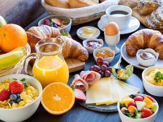'صبحانه